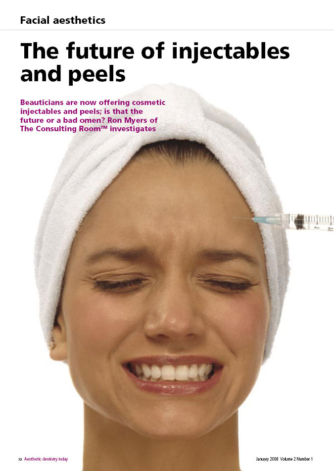 Aesthetic Dentistry Today - The Future of Injectables and Peels - Page 1