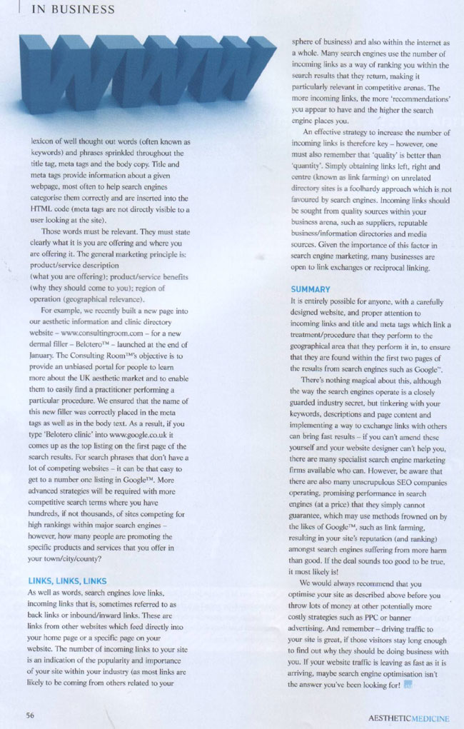 All Systems Go - The Search Engine Market Simplified - Page 2