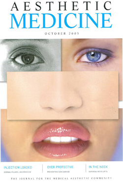 Aesthetic Medicine Oct 2005