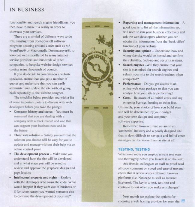 Aesthetic Medicine September 2006 Page 2