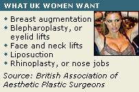 What UK women want