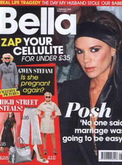Bella Cover Issue 5 (5th Feb 2008)
