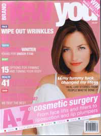 Brand New You Magazine Cover