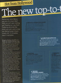 Grazia The New Top-To-Toe Jabs Page 1