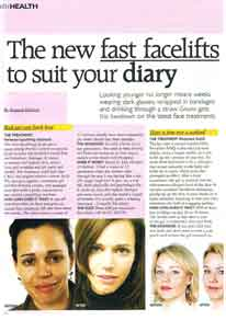 The New Fast Facelifts To Suit Your Dairy Page 1