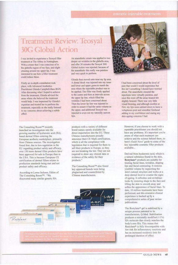 Guild News - Cash Injection - Page 3