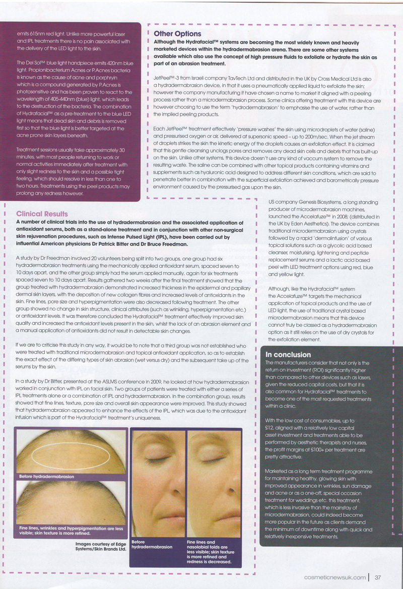 Hydradermabrasoin - Page 2
