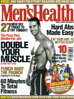 Men's Health May 2006 Issue