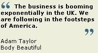 Quote from Adam Taylor