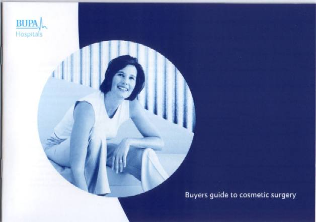 BUPA Guide Cover