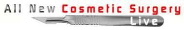 Cosmetic Surgery Live Logo