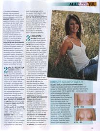 Cosmetic Surgery A Really Useful Guide Page 2