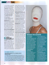 Cosmetic Surgery A Really Useful Guide Page 4
