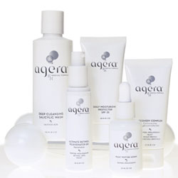 Agera Rx Skincare Range