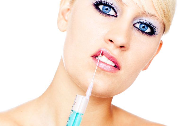 Would you consider self injecting dermal fillers?