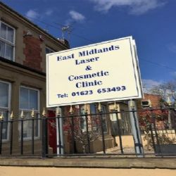East Midlands Laser and Cosmetic Clinic Logo
