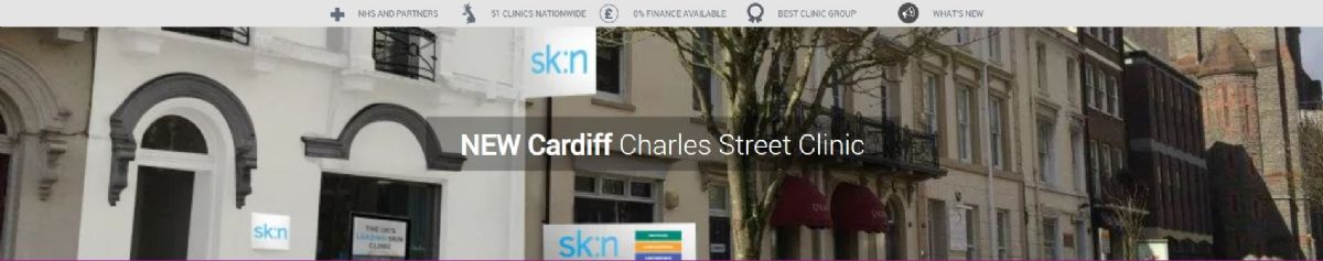 sk:n Cardiff Charles Street Banner