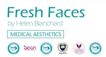 Fresh Faces By Helen Blanchard Logo