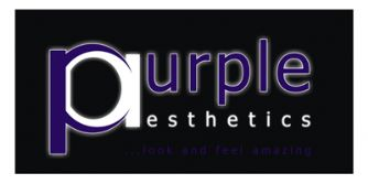 Purple Aesthetics Logo