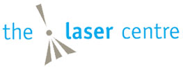 The Laser Centre Jersey Logo