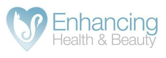 Enhancing Health and Beauty Logo