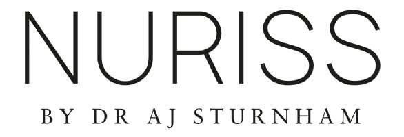 Nuriss Skincare and Wellness Logo