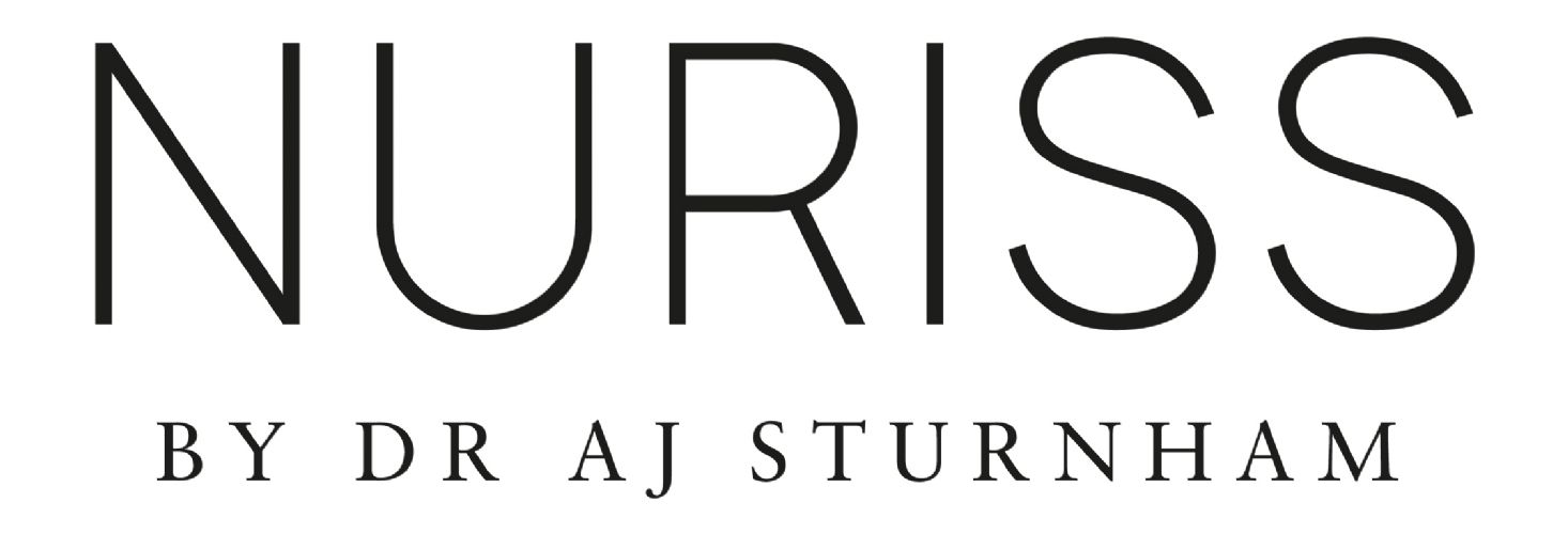 Nuriss Skincare and Wellness Banner