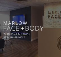 Marlow Face and Body Logo