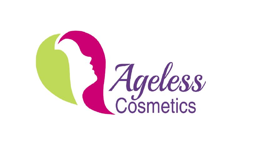 Ageless Cosmetics Banner