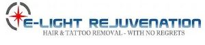 E-light Rejuvenation Hair & Tattoo Removal Logo