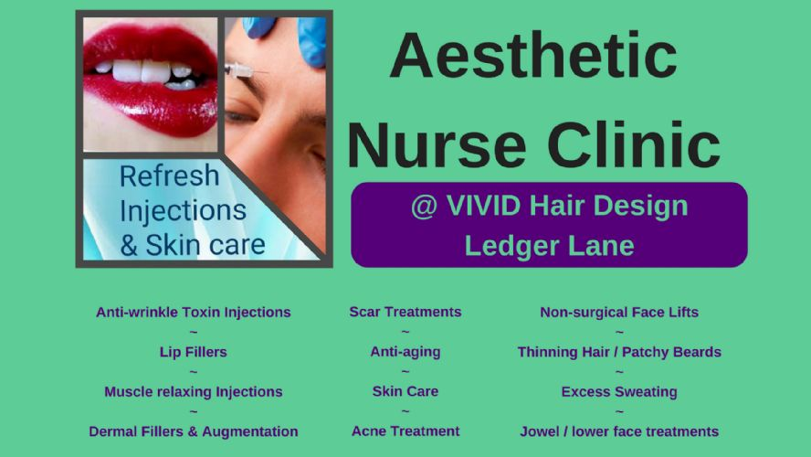 Refresh Injections & Skin Care Banner