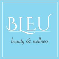Bleu Beauty and Wellness  Logo