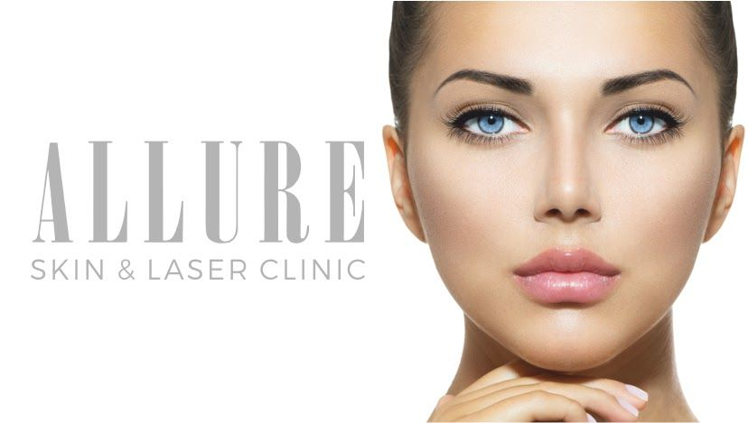 Allure Skin and Laser Clinic Banner