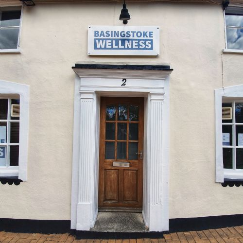 Basingstoke Wellness Banner
