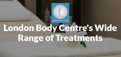 London Body Centre Logo