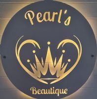 Pearls Beautique Logo