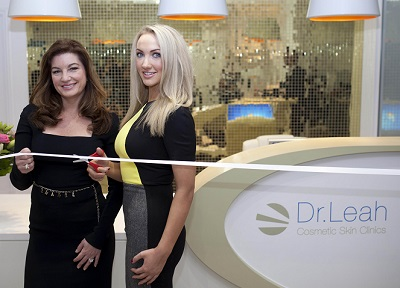 BBC Apprentice Winner Dr Leah Totton Opens First London