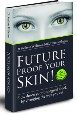 Future Proof Your Skin by Dr Stefanie Williams