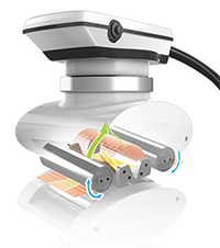 3D-lipo Radiofrequency Dermology Hand Piece