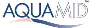Aquamid logo