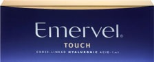 Dermal filler brand Emervals product Touch
