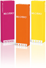 Belotero Basic, Soft & Intense
