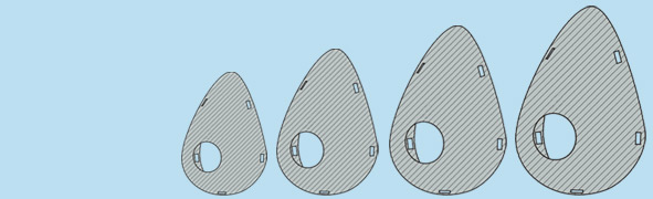 Breform Size Illustration