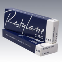 Restylane SubQ pack