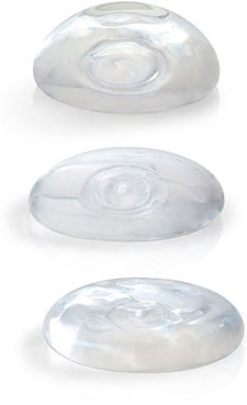 Mentor Smooth Round Silicone Range of Breast Implants