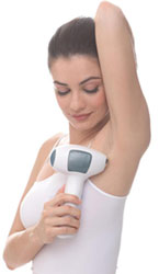 Tria - at home laser hair removal - available from www.consultingroomshop.com